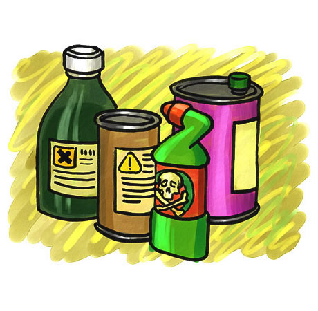 Beware of Hazardous Chemicals Found In The Home