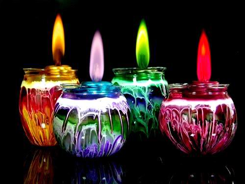 Environment-Friendly Candles