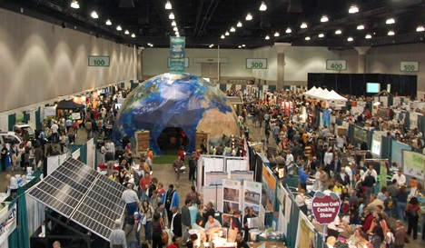 Go Green Expo In LA