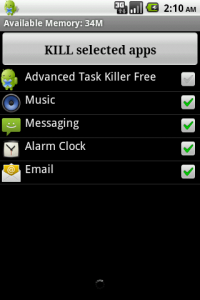 Advanced Task Killer - Battery Saver App