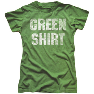 Eco-friendly Shirts are In!