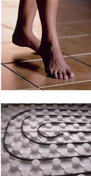 The Environmental Benefits of Underfloor Heating
