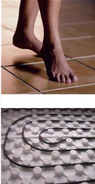 The Environmental Benefits of Underfloor Heating
