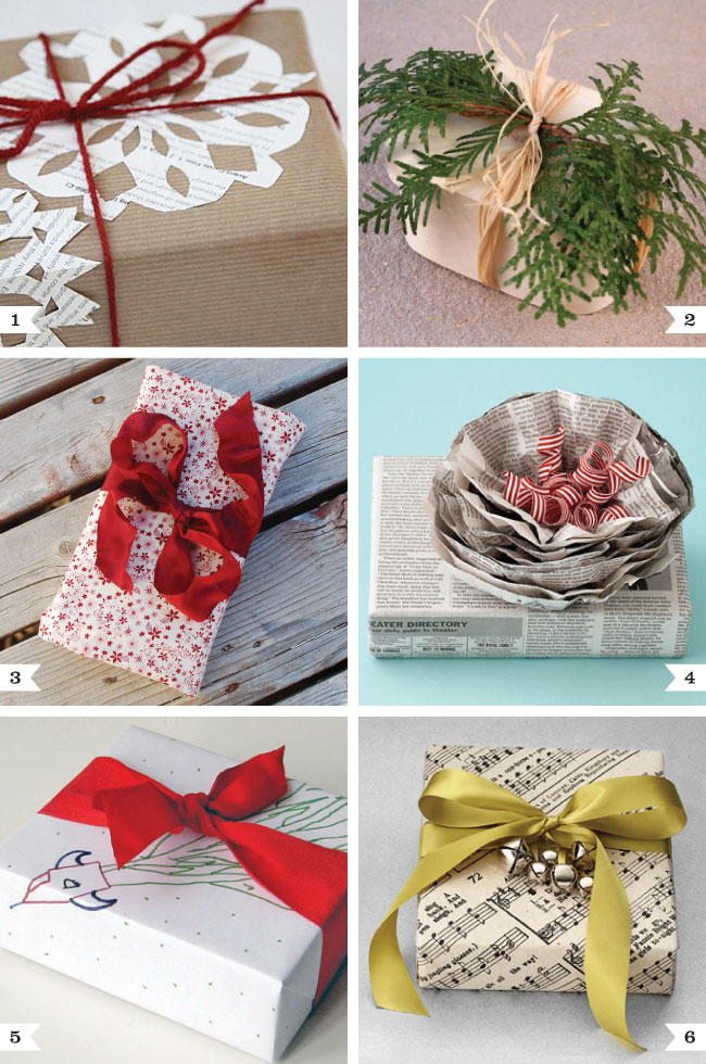 Eco-friendly Gift Wrapping Ideas for Christmas