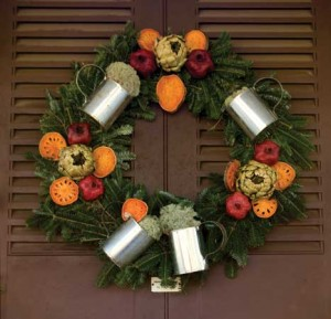 Dried-Fruit-Wreath