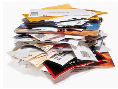 Creative Ways to Get Rid of Junk Mail