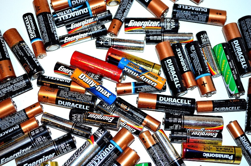 How to Properly Dispose of Your Batteries