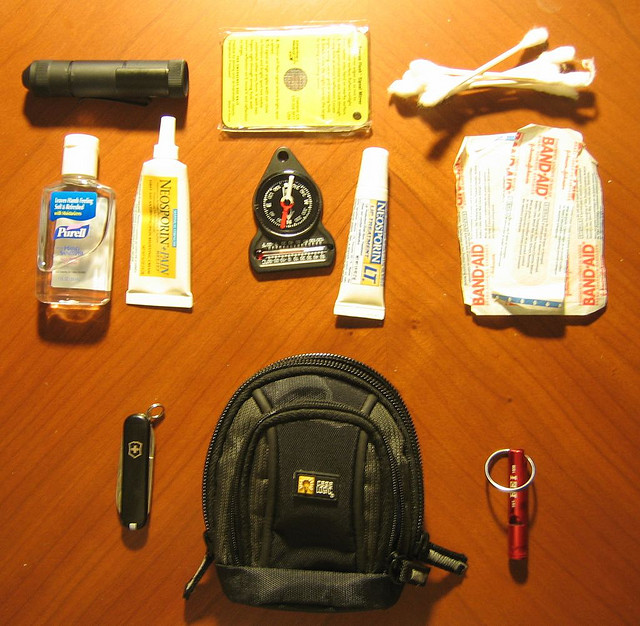 Spring Clean Your Bug-Out Bag