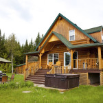 """Tinywood Homes Puts the """"Glam"""" in Glamping"""