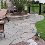 The Beauty and Benefits of a Stone Patio