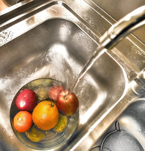 Water-Saving Tips for the Kitchen