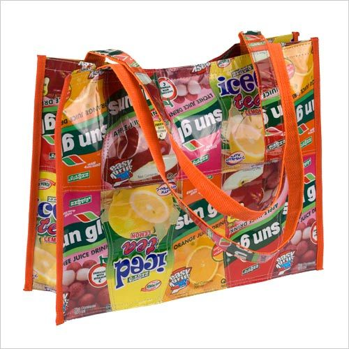 What are Recycled Bags in the Philippines Made Of?